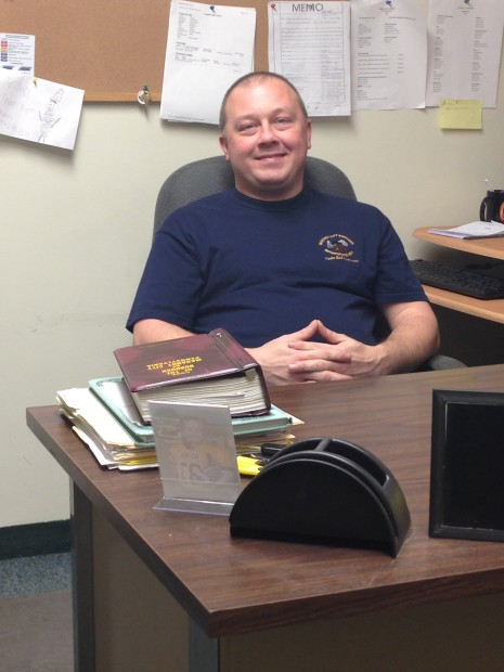 Photo of Bill Killian Mahanoy City Code Enforcement Officer.