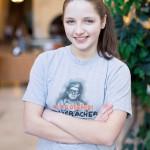Photo of Coal Cracker Reporter Sara Dimmick by Nikki Stetson.
