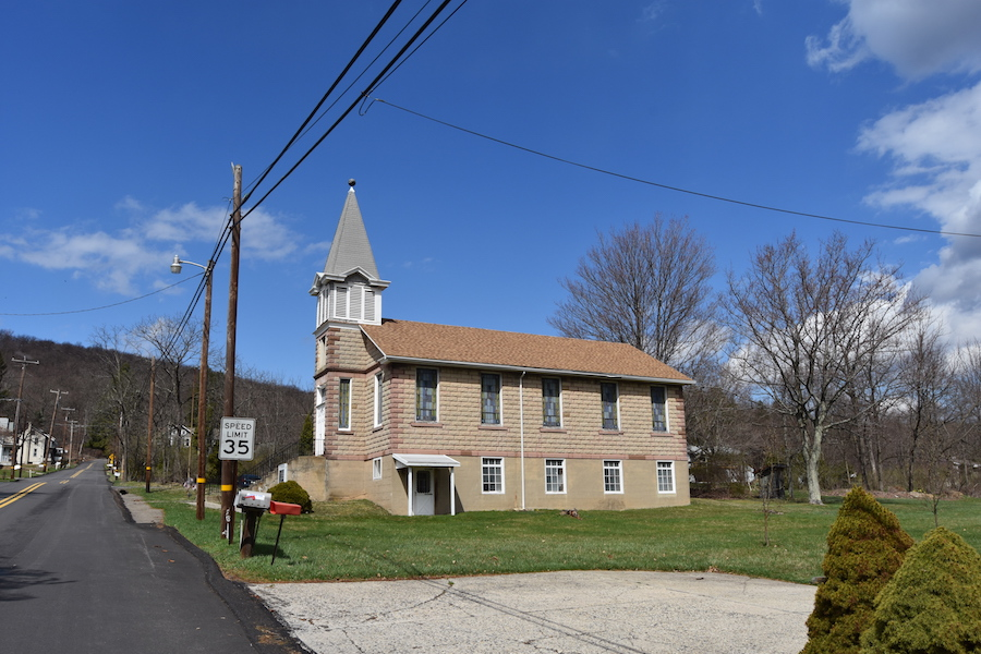 Photo by Serena Bennett of the Grier City PA Sunday School.
