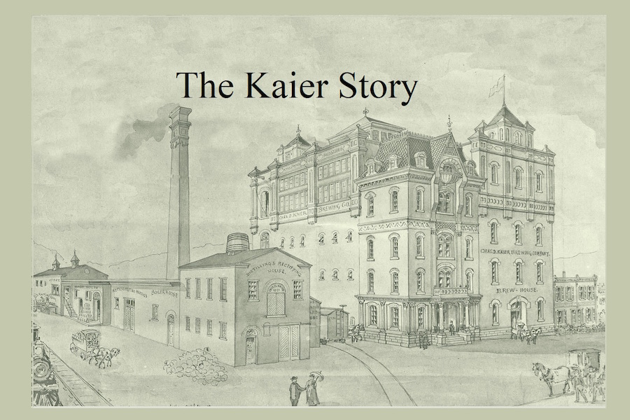 An illustration featured on the cover of the Kaier DVD.