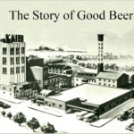 Illustration of The Story of Good Beer historic film DVD.