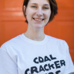 Photo of Coal Cracker editor Serena Bennett.