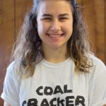 Photo of Coal Cracker reporter Meredith Rhoades by Nikki Stetson.